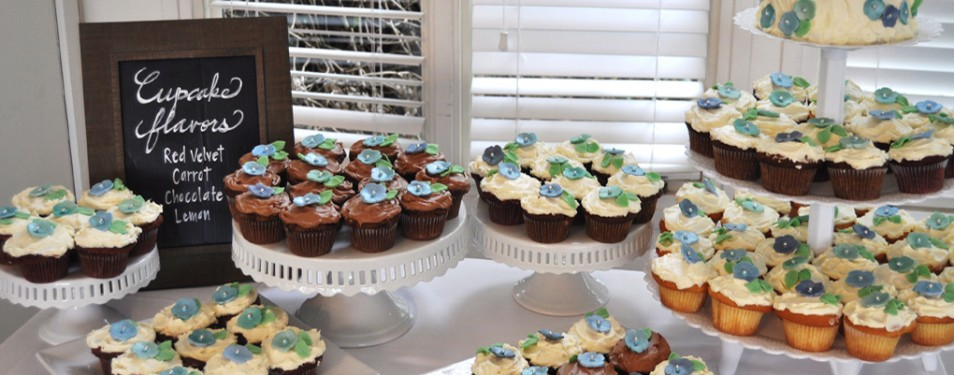 Cupcakes & Party Favors